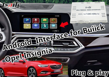 Cina Android 6.0 Auto Interface untuk 2014-2018 Opel Crossland Insignia Mokka mendukung Online Map Miracast CarPlay WIFI Distributor