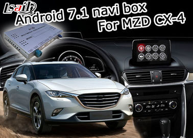 Cina Mazda CX-4 CX4 Multimedia Video Antarmuka opsional carplay android auto android interface Distributor