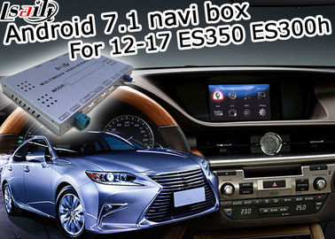 Cina ES250 ES350 ES300h Lexus Video Interface, Android 7.1 Car Navigation Box carplay opsional dan auto android Distributor