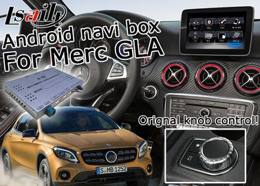 Cina Video Interface Car Navigation Box Untuk Mercedes Benz Gla Mirrorlink, Rearview (Ntg 5.0) Distributor