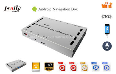 Cina Pioneer / / JVC / Kenwood Android Navigasi Box GPS Device Dual-core 1.2GHz Distributor