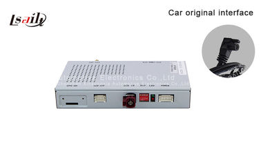 Cina Mobil GPS Video Interface / BMW Multimedia Interface Box untuk 1/3/4/5 / X Series Distributor