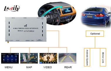 Cina Auto Parts Multimedia Honda Video Interface GPS Navi Kanan / Kiri Tangan drive HR-V, Rear Camera Distributor