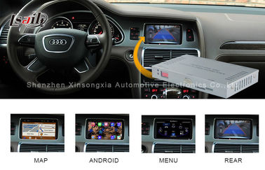 Cina Antarmuka Video Mirrorlink Audi A8L A6L Q7 800MHZI CPU Dengan Perekam Video pabrik
