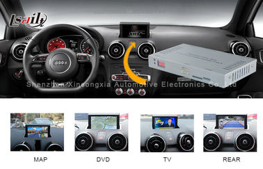 Cina 2012 - 2016 Audi A1 Q3 Media Interface 256MB RAM Dengan Navigasi Sentuh / DVD Distributor